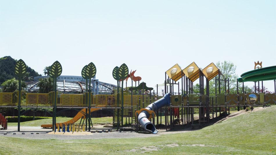 大分公園レポ⑤|佐野植物公園